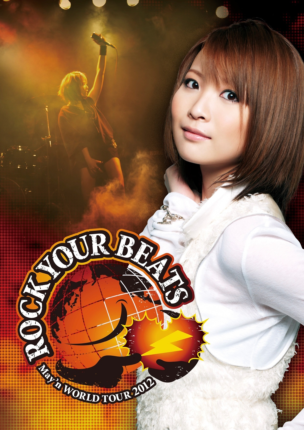 """May'n WORLD TOUR 2012 """"ROCK YOUR BEATS"""""""