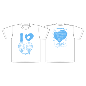 1stワンマンツアーTシャツ~every♥ing! Ver.~