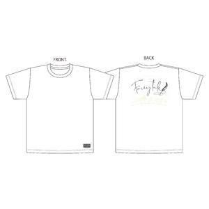 Fairy tale Tシャツ<WHITE>