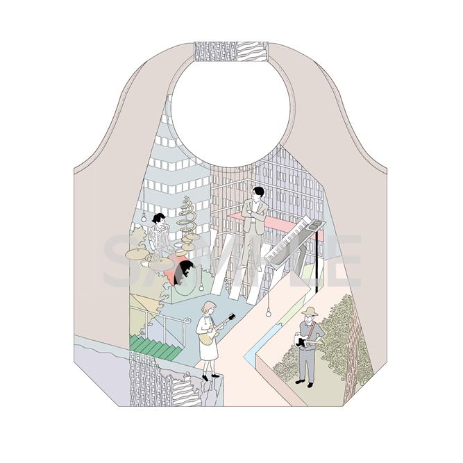 エコバッグ(Eco Bag)